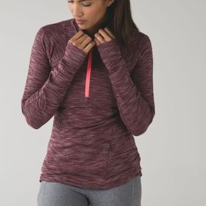 Lululemon Quarter Zip Long Sleeve Top 8